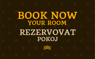 Rezervujte si pokoj - Book Your Room Now